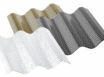 AKCIJA - Banguoti polikarbonato lakštai DIAMOND