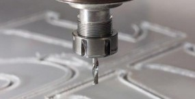 CNC Machining: Turning, Milling, Routing & Cutting