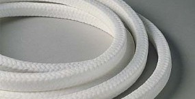 Fluoroplast (PTFE) packings