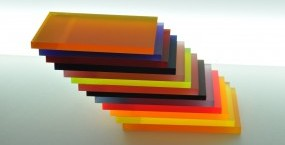 Perspex GS cast acrylic sheets (PMMA)