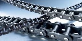 Chains for industry installations