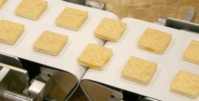 Conveyor belts for bread and confectionery industry