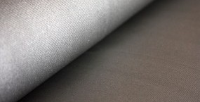 Glass-fibre fabric impregnated with latex