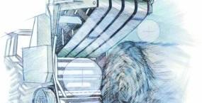 Gumijas transportieru lentes