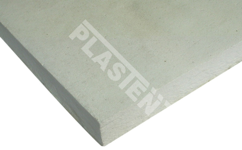 Ceramic fiber board -  resistant to fire, gas erosion, chemical attacks and perfectly holds heat thermal insulation, for furnace, boiler duct and stack lining due to its low thermal conductivity.