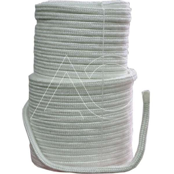Glass fiber rope for gasketing and sealing applications - Plastena lt