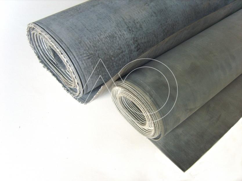 Natural rubber membrane - rubber for vacuum membrane presses