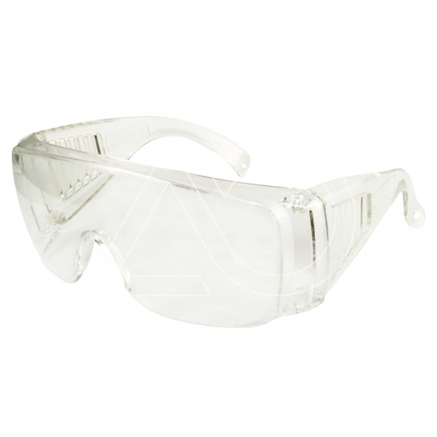 Safety goggles - convenient and effective eye protection measure.