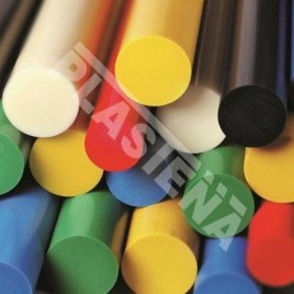 Polyamide (PA) sheets, rods, sleeves, films - rigid plastic, resistant to high loads, features good mechanical characteristics. Low friction coefficient, resistant to lubricants, salts, alkalis, and lamp oil.