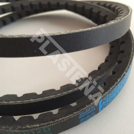 Raw edge v-belt /belt for combine harvester, agricultural machinery