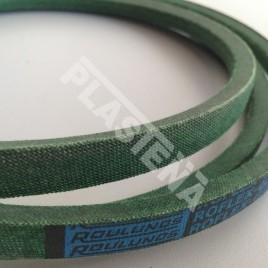 Classic wrapped v-belt/belt for combine harvester, agricultural machinery