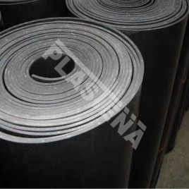 EPDM rubber feature good resistance to atmospheric action, chemical substances, and abrasives. It is used for production of rubber gaskets, mechanical parts, and hydro-insulation.