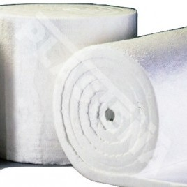 Thermal insulation batting (also known as thermal batting,  thermal insulation wool, mat) is used as insulating and filtrating material at temperatures up to 1260 celsius.