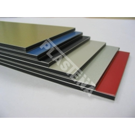 Aluminium composite panels for advertising boards, light advertisements, advertising stands, advertising panels, interior accessories.