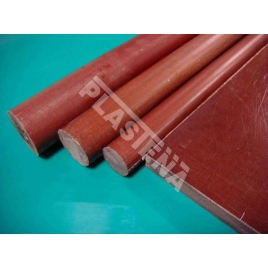Textolite – it is a multi-layeredelectro-insulation - structural material, features good mechanical and anti-friction characteristics.