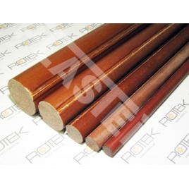 Textolite sheets and rods – it is a multi-layeredelectro-insulation - structural material, features good mechanical and anti-friction characteristics.