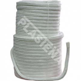 Glass fiber rope for gasketing and sealing applications - Plastena.lt