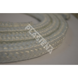 Glass fibre rope is sealing and insulating material, designed for sealing of cleaning holes of various fireplaces, ovens and boilers. It is also suitable for sealing doors of various solid fuel boilers. Perfectly replaces asbestos ropes.