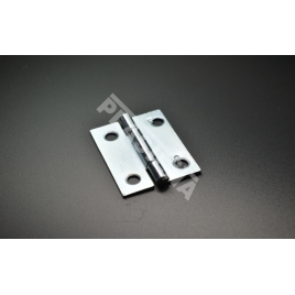 Accesories Steel hinge for acrylic glass products
