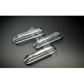 "accessories Handle from acrylic glass PMMA ""Oblong shaped"""
