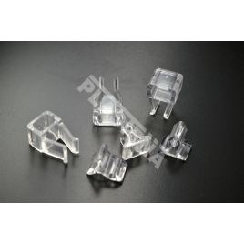 Accesories Acrylic glass PMMA fixer